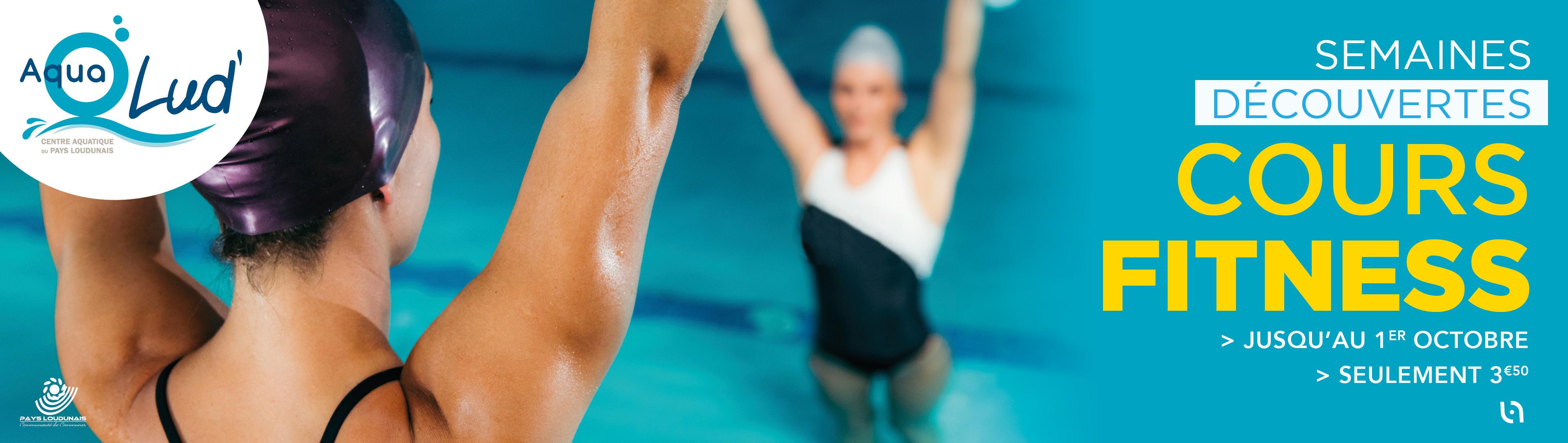Semaines découvertes - cours fitness